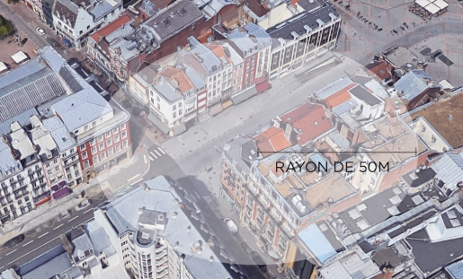 rue nationale 3D